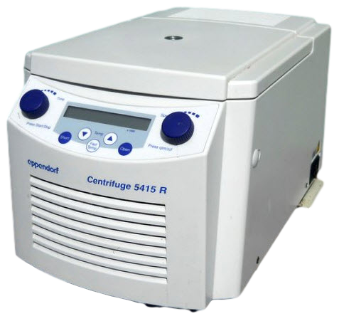 Eppendorf 5415R Refrigerated Benchtop Microcentrifuge