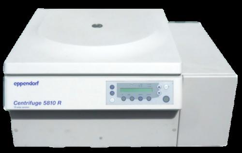 Eppendorf 5810R Refrigerated Benchtop Centrifuge