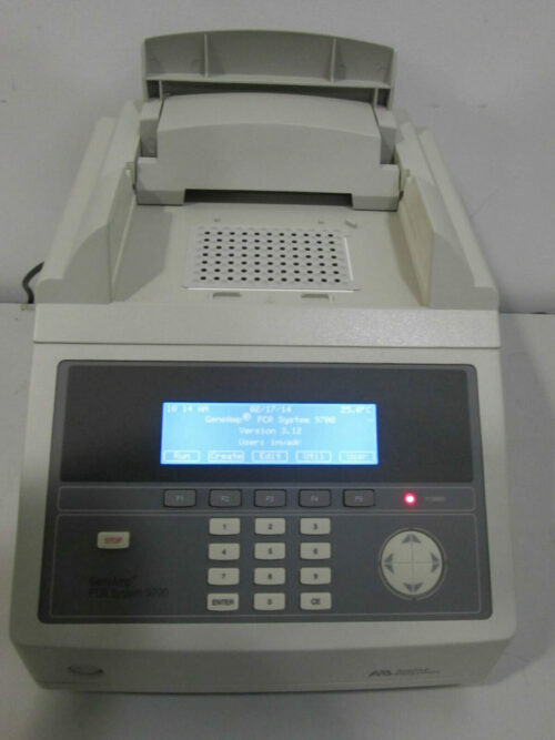 Applied Biosystems GeneAmp® PCR System 9700