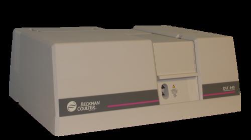Beckman Coulter DU 640 Spectrophotometer UV/Vis Reader