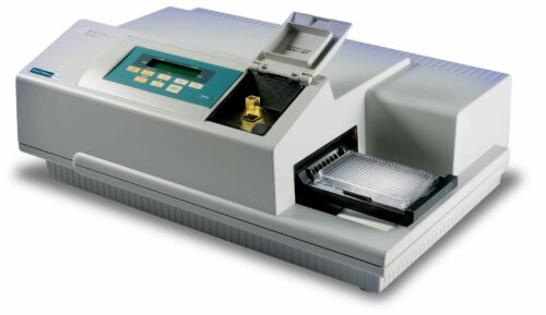 Molecular Devices Spectra Max Plus Microplate Spectrophotometer