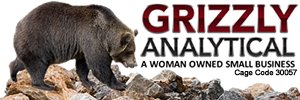 Grizzly Analytical Logo