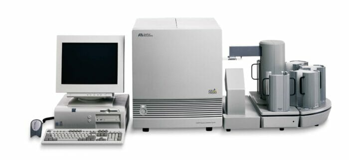 Applied Biosystems 7900HT Sequence Detection System