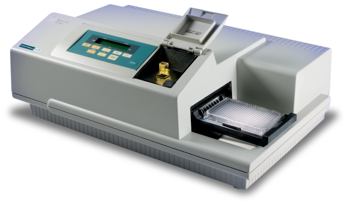 Molecular Devices SpectraMax Plus 384 Absorbance Reader