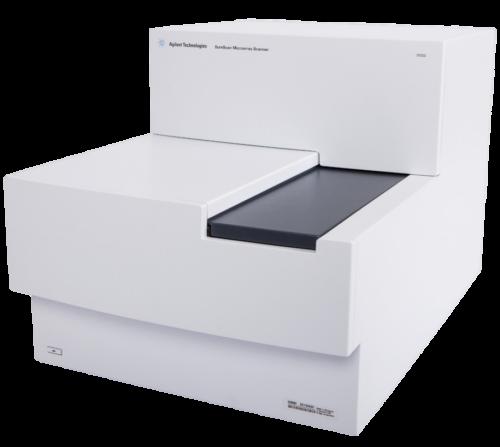Agilent SureScan Microarray Scanner