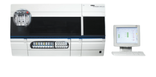 Roche Cobas Integra 400 Plus Chemistry Analyzer