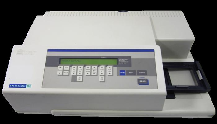 Molecular Devices Spectramax 250 Plate reader