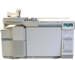 HP Agilent 6890 5973 GC-MSD